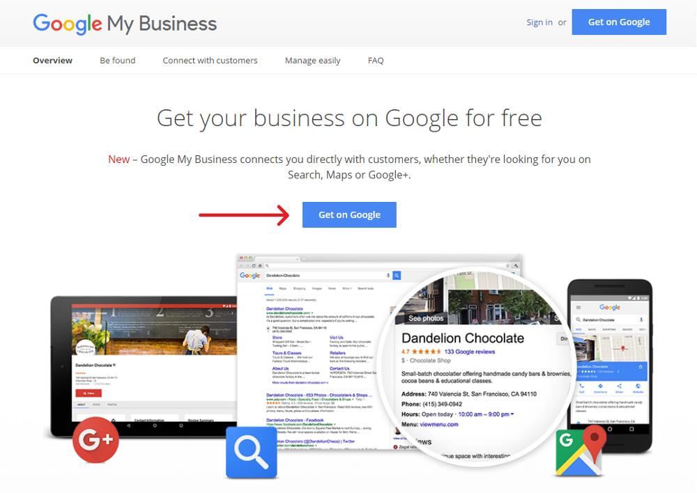 Google Mybusiness nedir